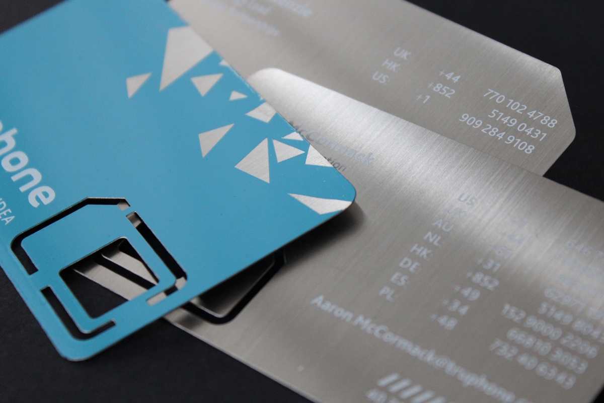 Metal Business Card Images - Free Business Cards